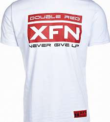 triko DOUBLE RED T-Shirt XFN Never Give Up