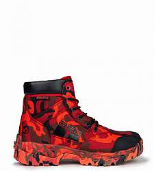boty DOUBLE RED RED HELL FLAMMABLE™ Boots