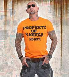 036177889275 triko Yakuza PROPERTY TSB 14069 Orange Popsicle