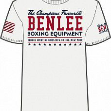 triko Benlee Rocky MARCIANO CHAMPIONS White