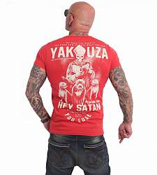 triko Yakuza Hey Satan TSB 17023 Ribbon Red